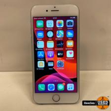 Apple Apple iPhone 6S | 32GB | Zilver | B-Grade | Met Garantie