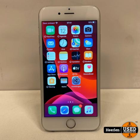 Apple iPhone 6S | 32GB | Zilver | B-Grade | Met Garantie