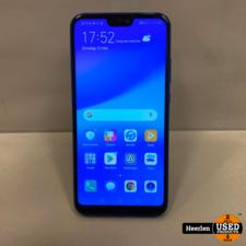 Huawei Huawei P20 Lite | 64GB | Blauw | C-Grade | Met Garantie