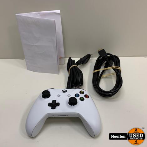 Microsoft Xbox One S   1TB   Wit   B-Grade   Met Garantie