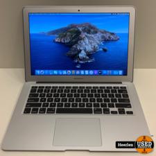 Apple Apple Macbook Air Early 2015 | Intel Core i5 | 8GB - 120GB SSD | A-Grade | Met Garantie
