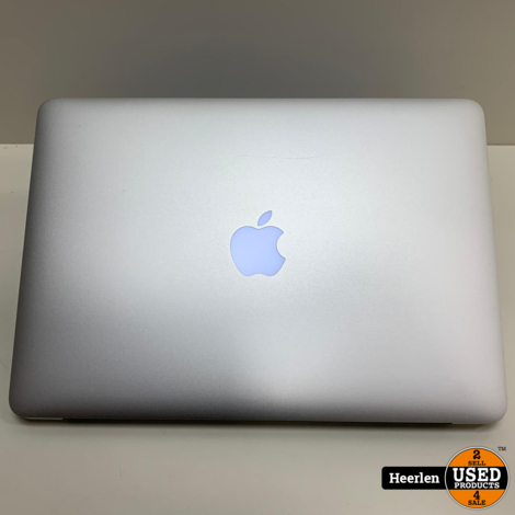 Apple Macbook Air Early 2015 | Intel Core i5 | 8GB - 120GB SSD | A-Grade | Met Garantie
