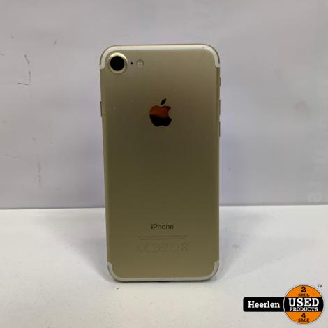 Apple iPhone 7 | 32GB | Goud | B-Grade | Met Garantie