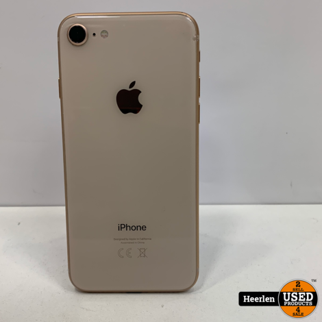 Apple iPhone 8 | 64GB | Goud | B-Grade | Met Garantie