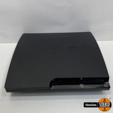 Sony Sony Playstation 3 Slim   160GB   Zwart   A-Grade   Met Garantie
