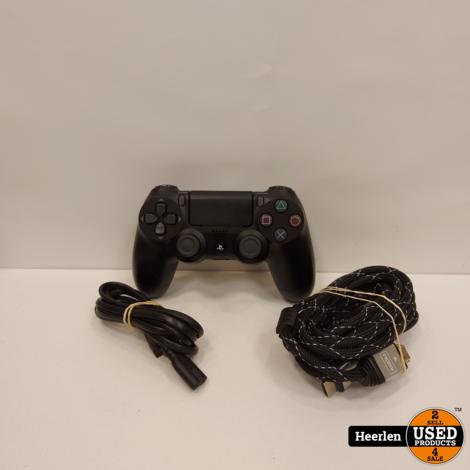 Sony Playstation 4 | 500GB | Zwart | B-Grade | Met Garantie