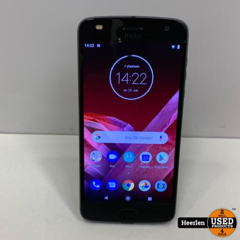 Motorola Z2 Play | 64GB | Zwart | A-Grade | Met Garantie
