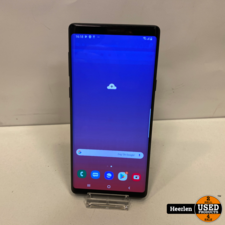 Samsung Samsung Galaxy Note 9 | 128GB | Zwart | D-Grade | Met Garantie