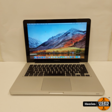 Apple Apple Macbook Pro 13 Inch Early 2011   Intel Core i7   4GB - 500GB   B-Grade   Met Garantie