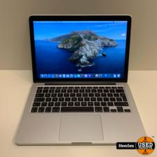 Apple Apple Macbook Pro 13-inch Mid 2014 | Intel Core i5-4278U | 8GB - 128GB SSD | B-Grade | Met Garantie