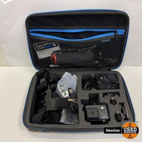 GoPro Hero 1 & koffer met toebehoren