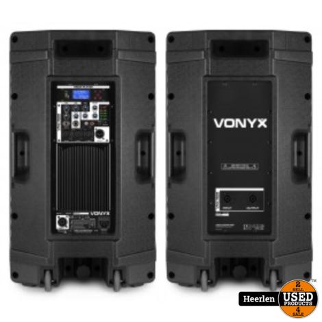Vonyx Actieve Speakerset VSA150S