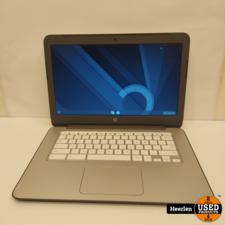 HP HP Chromebook 14-x001nd | nVidia Tegra K1 | 2GB - 16GB | B-Grade | Met Garantie