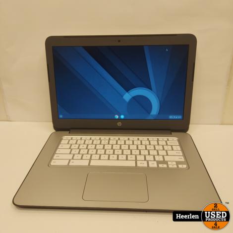 HP Chromebook 14-x001nd | nVidia Tegra K1 | 2GB - 16GB | B-Grade | Met Garantie