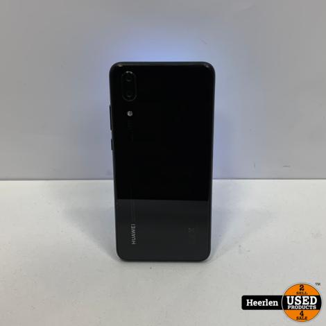Huawei P20 128GB   Zwart   A-Grade   Met Garantie