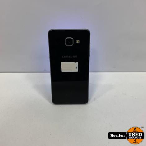 Samsung Galaxy A5 2016 16GB | Zwart | B-Grade | Met Garantie