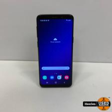 Samsung Samsung Galaxy S9 64GB | Zwart | B-Grade | Met Garantie