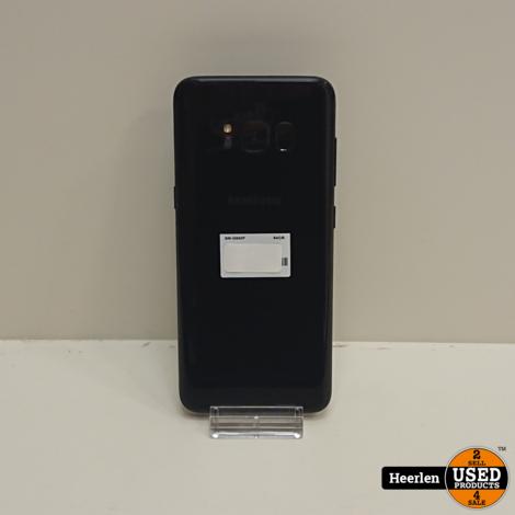 Samsung Galaxy S8 64GB | Zwart | B-Grade | Met Garantie