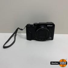 Nikon Nikon Coolpix A1000   Zwart   A-Grade   Met Garantie