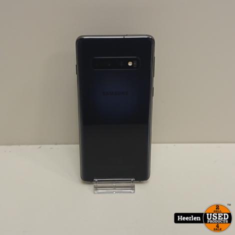 Samsung Galaxy S10 128GB | Prism Black | B-Grade | Met Garantie