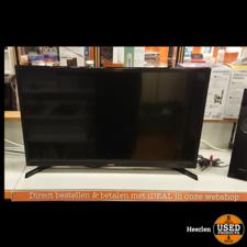 Samsung Samsung UE32N4000AW Televisie | Zwart | B-Grade | Met Garantie