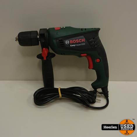 Bosch Easy Impact 550   Groen   B-Grade   Met Garantie