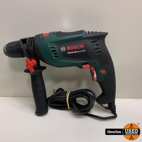 Bosch klopboormachine | Groen | B-Grade | Met Garantie