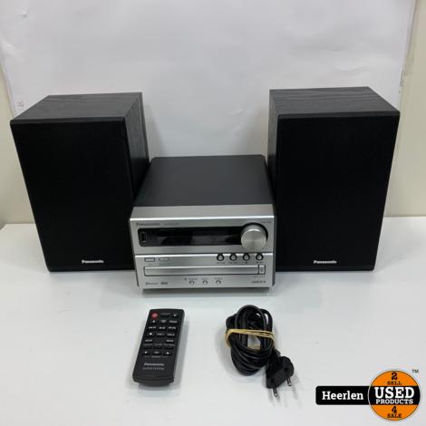 Panasonic SA-PM250 | Zwart | A-Grade | Met Garantie