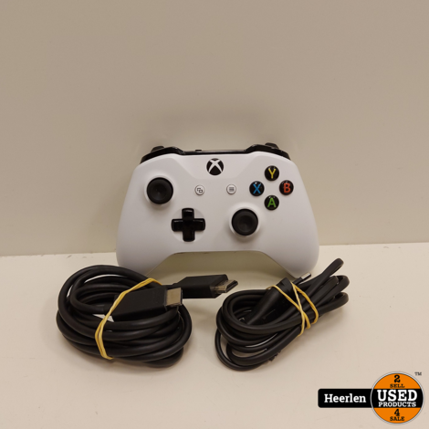 Microsoft Xbox One S 1TB | Wit | A-Grade | Met Garantie