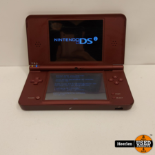 Nintendo Nintendo DSi XL | Donker Rood | B-Grade | Met Garantie