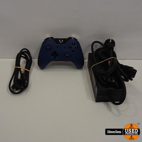 Microsoft Xbox One Forza Editie 1TB   Blauw   B-Grade   Met Garantie