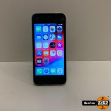 Apple Apple iPhone SE 32GB | Space gray | B-Grade | Met Garantie