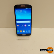 Samsung Samsung Galaxy S4 16GB   Zwart   C-Grade   Met Garantie