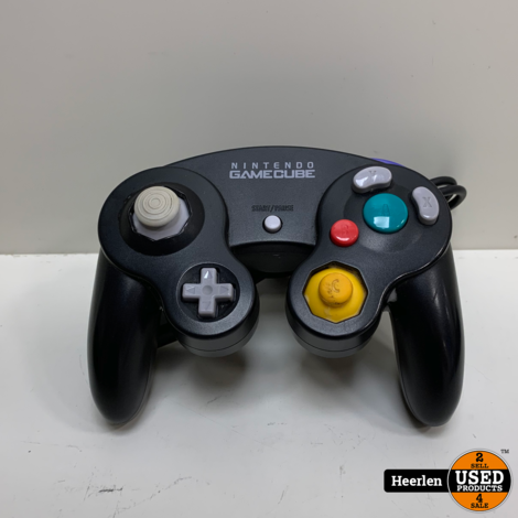 Nintendo GameCube | Zwart | A-Grade | Met Garantie