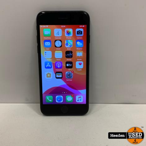 Apple iPhone 7 32GB | Jet Black | A-Grade | Met Garantie