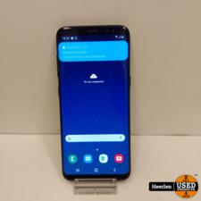 Samsung Samsung Galaxy S8 64GB | Zwart | B-Grade | Met Garantie