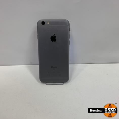 Apple iPhone 6S 16GB | Space Gray | C-Grade | Met Garantie