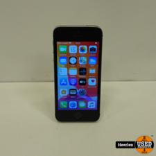 Apple Apple iPhone SE 32GB   Space gray   B-Grade   Met Garantie