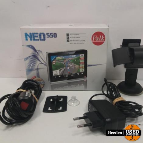 Falk Neo 550 Navigatiesysteem