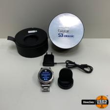 Samsung Samsung Gear S3 Classic | Zilver | B-Grade | Met Garantie