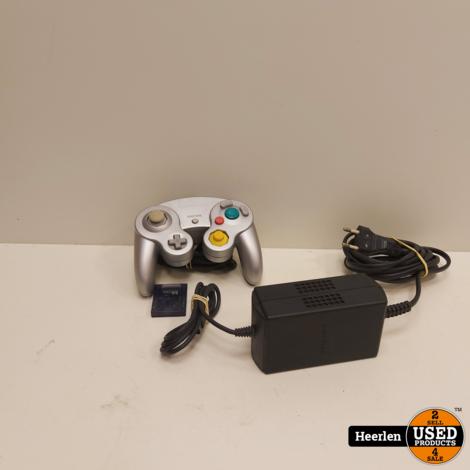 Nintendo Gamecube | Grijs | A-Grade | Met Garantie