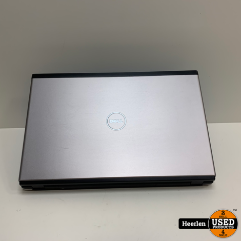 Dell Vostro 3700 | Intel Core i5-M480 | 4GB - 120GB SSD | B-Grade | Met Garantie