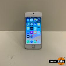 Apple Apple iPhone SE 64GB | Zilver | B-Grade | Met Garantie