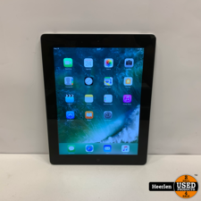 Apple Apple iPad 2019 Wifi 32GB   Space Gray   A-Grade   Met Garantie