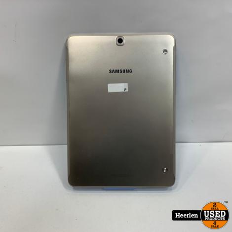 Samsung Galaxy Tab S2 9.7 Wifi - 4G 32GB   Goud   A-Grade   Met Garantie