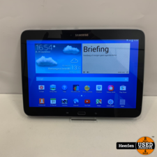 Samsung Samsung Galaxy Tab 3 10.1 16GB | Zwart | B-Grade | Met Garantie