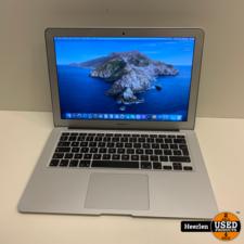 Apple Apple Macbook Air Early 2014   Intel Core i5-4260U   4GB - 120GB SSD   A-Grade   Met Garantie