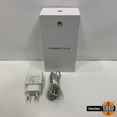 Huawei P20 Lite 32GB | Blauw | B-Grade | Met Garantie