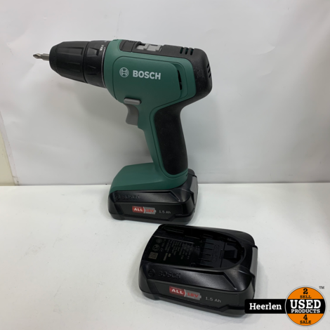 Bosch UniversalDrill 18 | Groen | A-Grade | Met Garantie