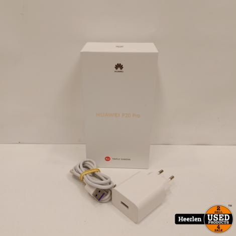 Huawei p20 Pro 128GB | Zwart | A-Grade | Met Garantie